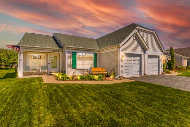 2458 Hillsboro Lane, Montgomery, IL 60538 (MLS #11073127) :: Carolyn and Hillary Homes