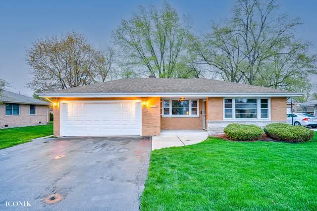 6855 W 115th Place, Worth, IL 60482 (MLS #11073209) :: Helen Oliveri Real Estate