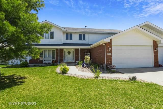 8449 Fairfield Lane, Tinley Park, IL 60487 (MLS #11073319) :: Helen Oliveri Real Estate
