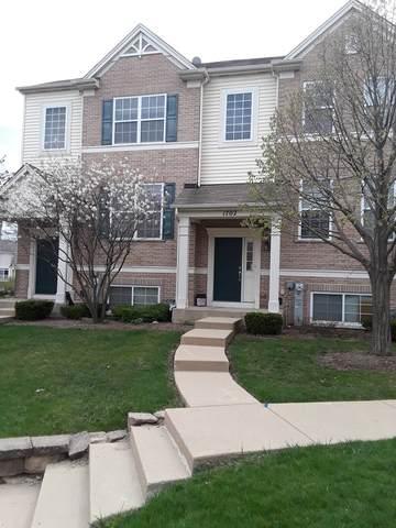 1702 Dogwood Lane #1702, Hanover Park, IL 60133 (MLS #11073320) :: Littlefield Group