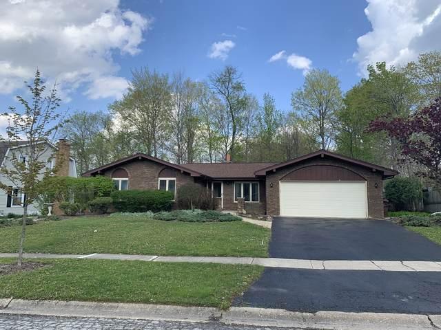 809 Overlook Drive, Frankfort, IL 60423 (MLS #11073348) :: Helen Oliveri Real Estate