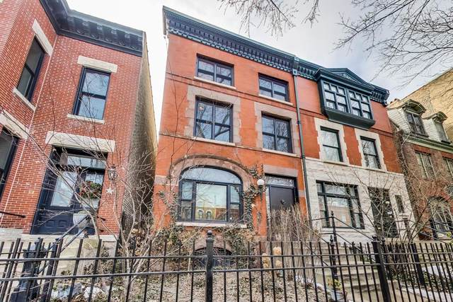 2142 N Cleveland Avenue, Chicago, IL 60614 (MLS #11073368) :: Touchstone Group