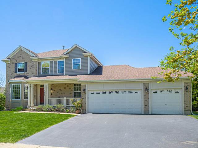 405 Plainview Drive, Bolingbrook, IL 60440 (MLS #11073490) :: Littlefield Group