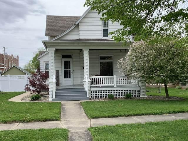344 E Center Street, Paxton, IL 60957 (MLS #11073516) :: Littlefield Group
