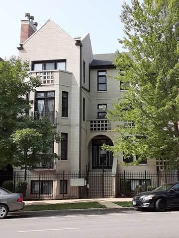 4010 S Drexel Boulevard 2S, Chicago, IL 60653 (MLS #11073579) :: Helen Oliveri Real Estate