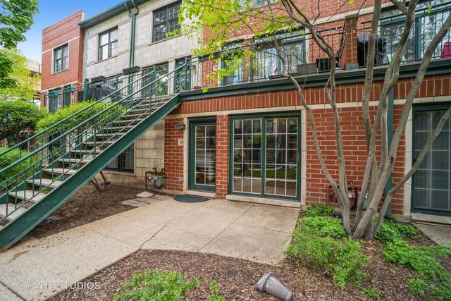 1812 S Dearborn Street #28, Chicago, IL 60616 (MLS #11073643) :: Ryan Dallas Real Estate