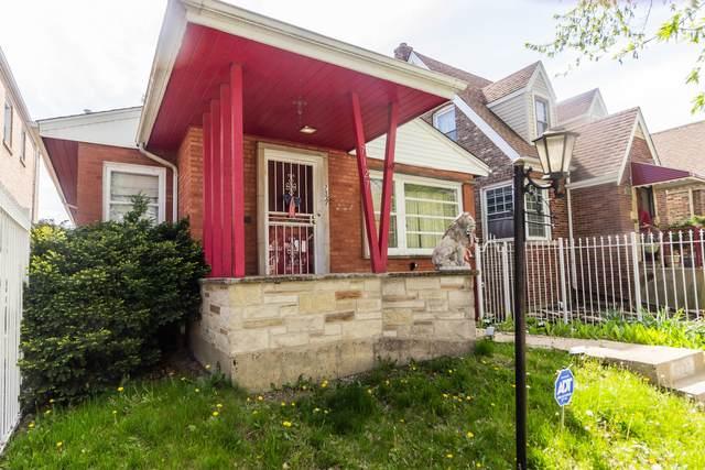 7127 S Richmond Street, Chicago, IL 60629 (MLS #11073684) :: Helen Oliveri Real Estate