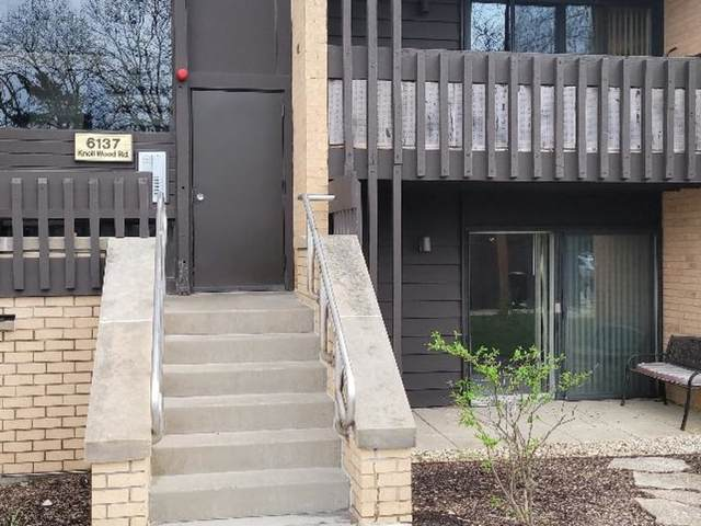 6137 Knollwood Road #106, Willowbrook, IL 60527 (MLS #11073726) :: Helen Oliveri Real Estate