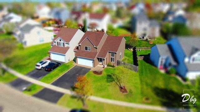 17 W Honeysuckle Drive, Round Lake Beach, IL 60073 (MLS #11073739) :: Helen Oliveri Real Estate