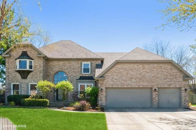 2911 Kingston Drive, Buffalo Grove, IL 60089 (MLS #11073758) :: Helen Oliveri Real Estate
