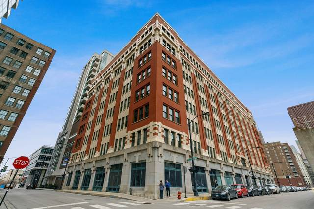 732 S Financial Place #418, Chicago, IL 60605 (MLS #11073762) :: Littlefield Group