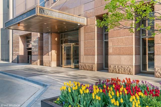 161 E Chicago Avenue 33DE, Chicago, IL 60611 (MLS #11073795) :: Helen Oliveri Real Estate