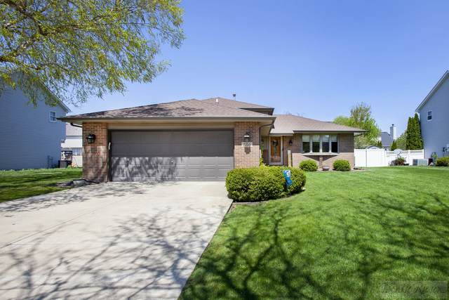 286 Fox Chase Drive N, Oswego, IL 60543 (MLS #11073815) :: Carolyn and Hillary Homes