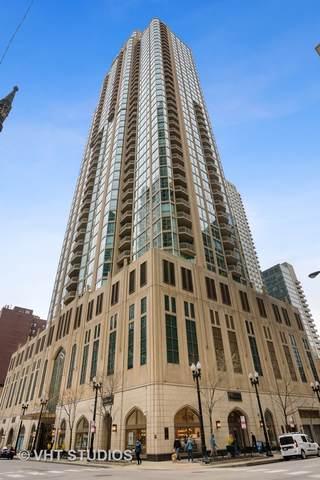21 E Huron Street #2705, Chicago, IL 60611 (MLS #11073845) :: Helen Oliveri Real Estate