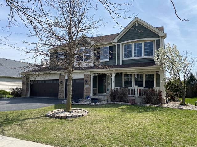 14731 Independence Drive, Plainfield, IL 60544 (MLS #11073885) :: BN Homes Group