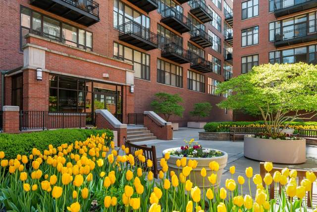 333 W Hubbard Street #422, Chicago, IL 60654 (MLS #11073921) :: Helen Oliveri Real Estate