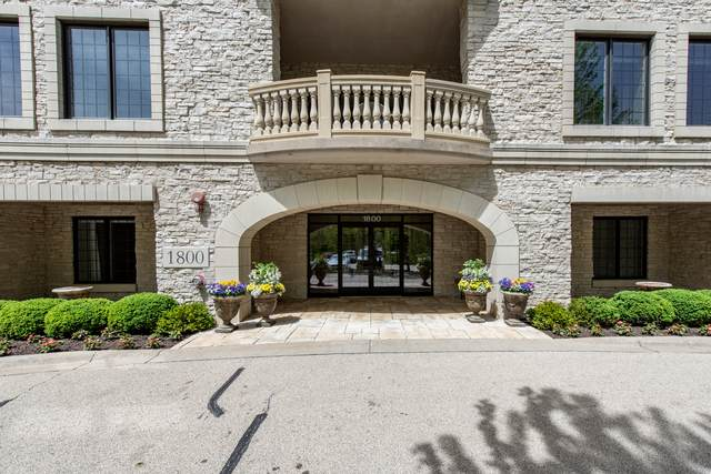 1800 Amberley Court #206, Lake Forest, IL 60045 (MLS #11073934) :: Littlefield Group