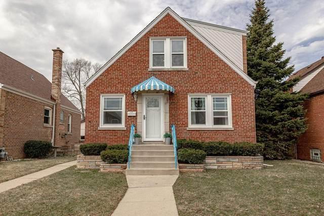 11010 S Ridgeway Avenue, Chicago, IL 60655 (MLS #11074034) :: Helen Oliveri Real Estate