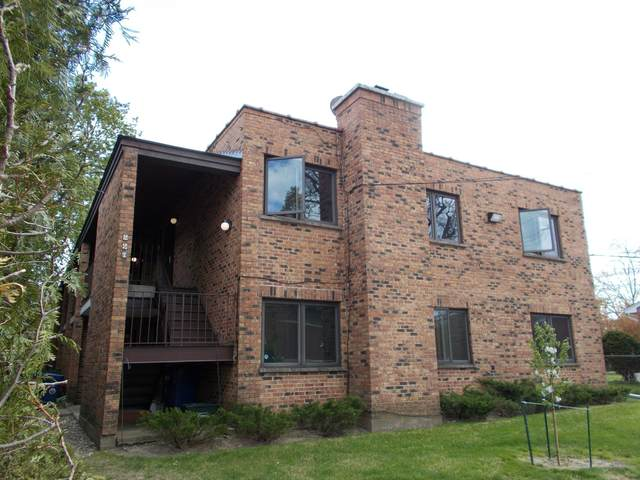 221 Prairie Avenue #6, Highwood, IL 60040 (MLS #11074138) :: Helen Oliveri Real Estate