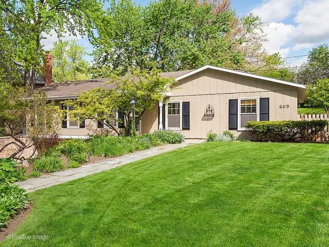 609 Lakeside Drive, Hinsdale, IL 60521 (MLS #11074223) :: Helen Oliveri Real Estate