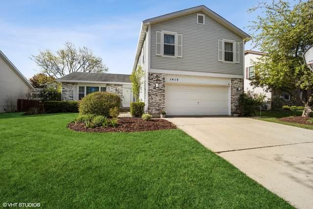 1415 Rachel Lane, Buffalo Grove, IL 60089 (MLS #11074232) :: Helen Oliveri Real Estate