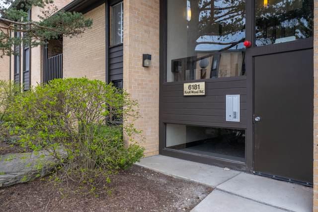 6181 Knollwood Road #101, Willowbrook, IL 60527 (MLS #11074245) :: Helen Oliveri Real Estate