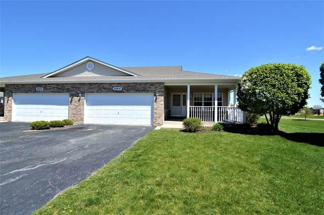 26430 W Spur Court, Channahon, IL 60410 (MLS #11074275) :: Helen Oliveri Real Estate
