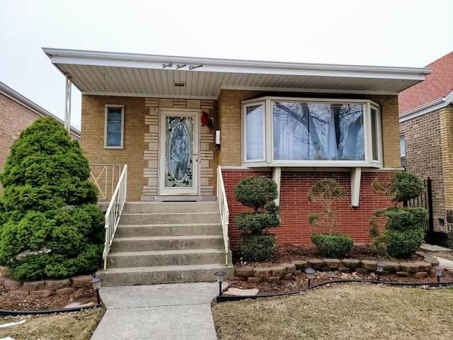 4311 S Karlov Avenue, Chicago, IL 60632 (MLS #11074279) :: Helen Oliveri Real Estate