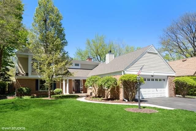 340 Churchill Street, Northfield, IL 60093 (MLS #11074301) :: Helen Oliveri Real Estate