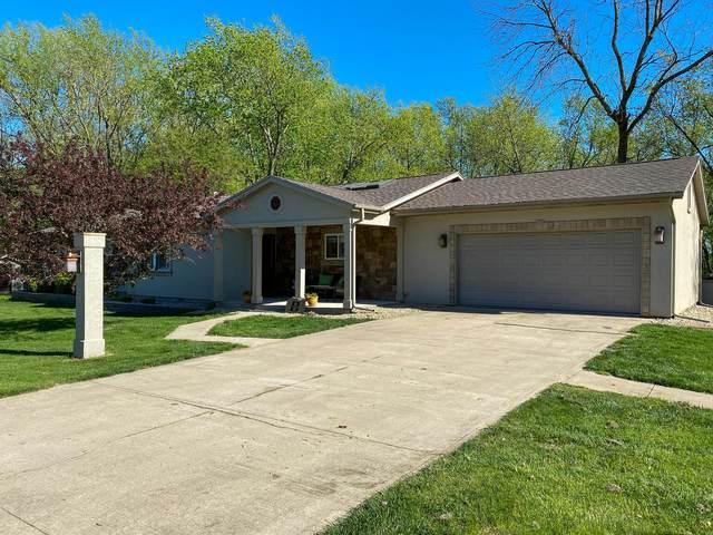 2402 Appaloosa Lane, Mahomet, IL 61853 (MLS #11074338) :: BN Homes Group