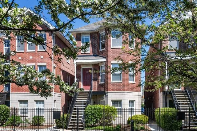 1109 N Crosby Street A, Chicago, IL 60610 (MLS #11074375) :: Littlefield Group