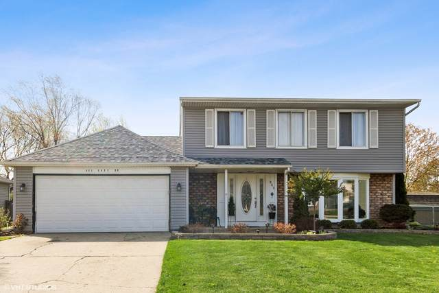 865 Case Drive, Roselle, IL 60172 (MLS #11074386) :: Suburban Life Realty