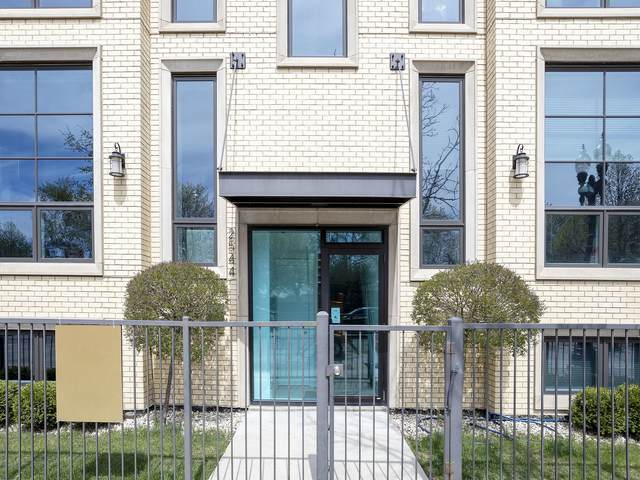 2544 W Irving Park Road 2W, Chicago, IL 60618 (MLS #11074408) :: Littlefield Group