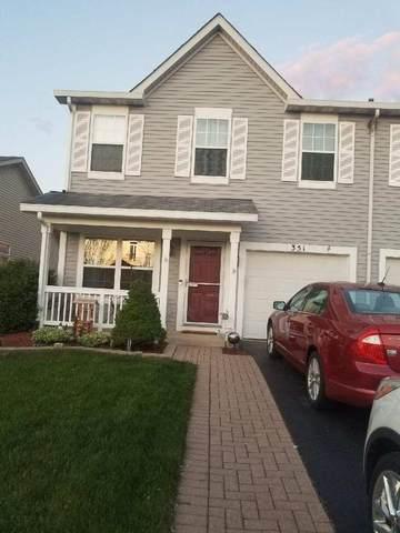 351 Reston Circle, Romeoville, IL 60446 (MLS #11074439) :: Helen Oliveri Real Estate