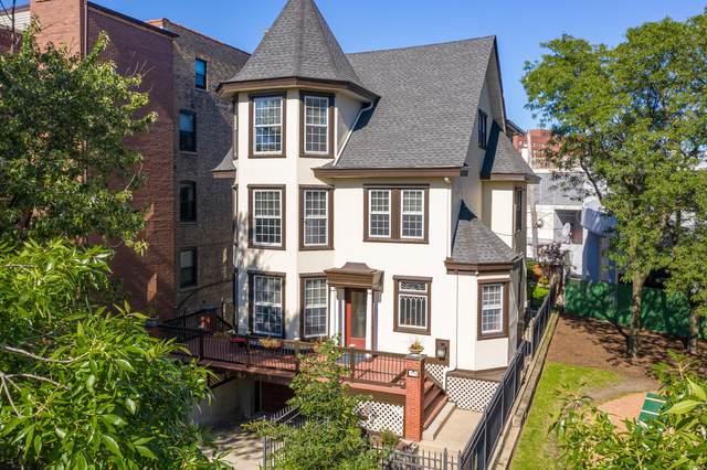 916 W Cullom Avenue, Chicago, IL 60613 (MLS #11074453) :: Suburban Life Realty