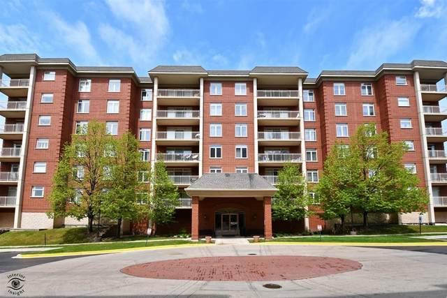 8400 Callie Avenue #311, Morton Grove, IL 60053 (MLS #11074472) :: Helen Oliveri Real Estate