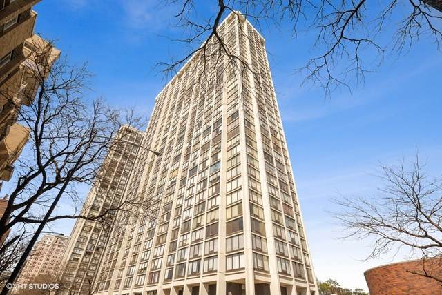 5445 N Sheridan Road #2603, Chicago, IL 60640 (MLS #11074481) :: The Spaniak Team