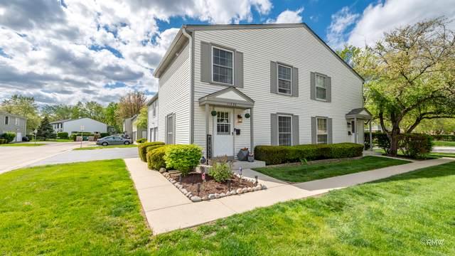 1123 Bunker Hill Unit E Court, Wheaton, IL 60189 (MLS #11074488) :: Ani Real Estate