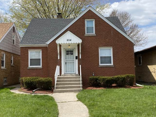 654 Hirsch Avenue, Calumet City, IL 60409 (MLS #11074611) :: Littlefield Group