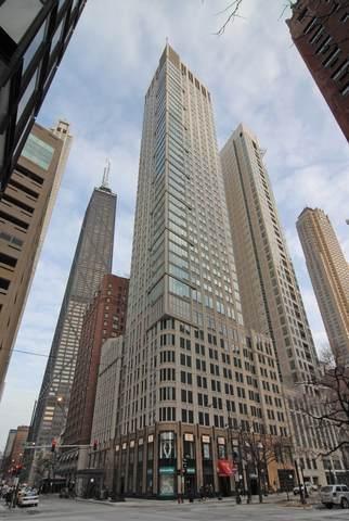 57 E Delaware Place #1402, Chicago, IL 60611 (MLS #11074617) :: The Spaniak Team