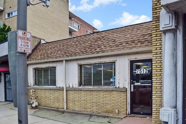 7512 W Grand Avenue, Elmwood Park, IL 60707 (MLS #11074697) :: Littlefield Group
