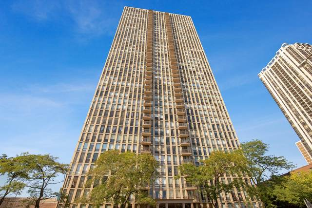 1660 N Lasalle Drive #401, Chicago, IL 60614 (MLS #11074728) :: BN Homes Group