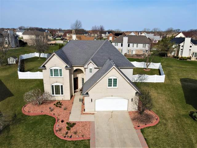 18502 Indie Court, Hazel Crest, IL 60429 (MLS #11074742) :: Carolyn and Hillary Homes