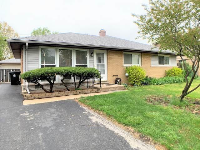 7006 Saratoga Drive, Bridgeview, IL 60455 (MLS #11074751) :: Helen Oliveri Real Estate