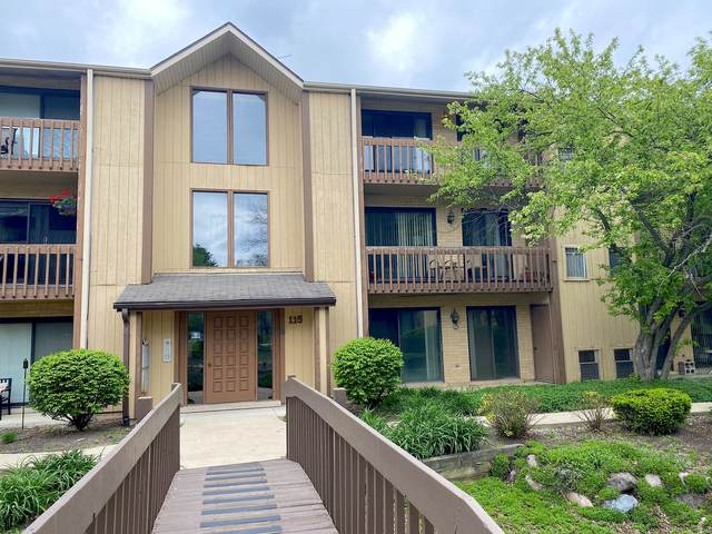 115 Olesen Drive 1I, Naperville, IL 60540 (MLS #11074815) :: Carolyn and Hillary Homes