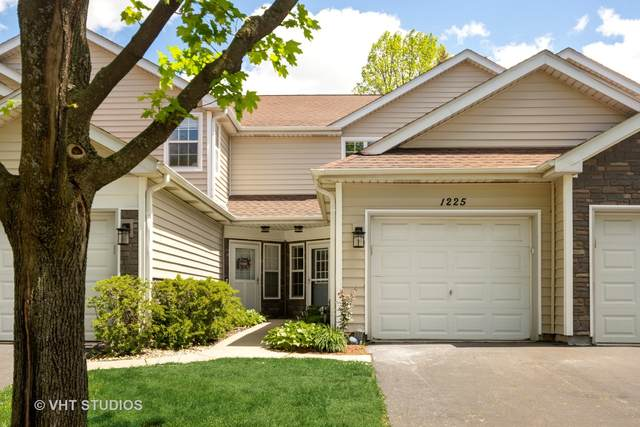 1225 Cranbrook Drive, Schaumburg, IL 60193 (MLS #11074817) :: The Spaniak Team