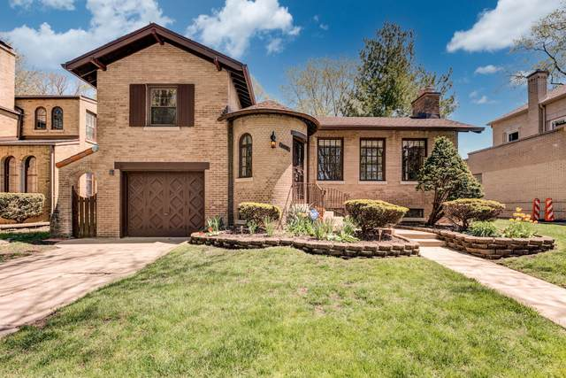 8939 S Claremont Avenue, Chicago, IL 60643 (MLS #11074867) :: Helen Oliveri Real Estate