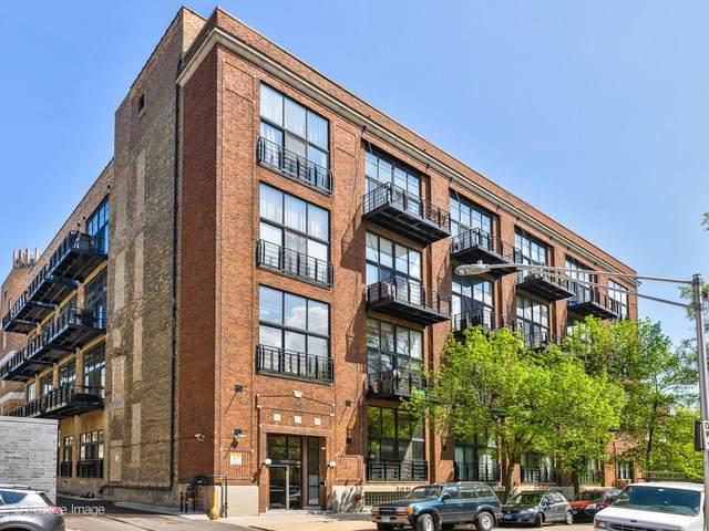 1935 N Fairfield Avenue #110, Chicago, IL 60647 (MLS #11074875) :: Helen Oliveri Real Estate