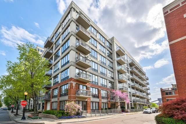 1000 N Kingsbury Street #406, Chicago, IL 60610 (MLS #11074940) :: Helen Oliveri Real Estate