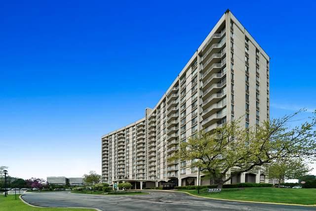 40 N Tower Road 10B, Oak Brook, IL 60523 (MLS #11074998) :: Littlefield Group